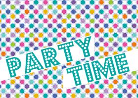 Uitnodigingen - 15277 Party Time