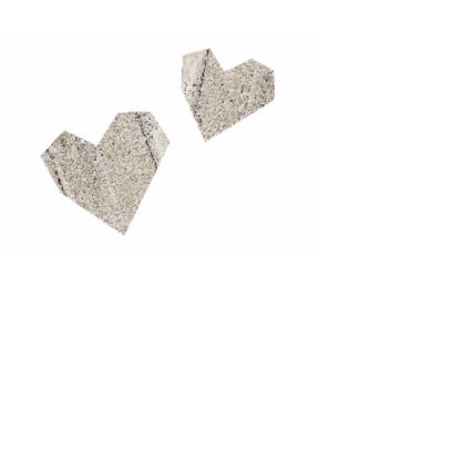 25 jaar huwelijk - houten hart 2