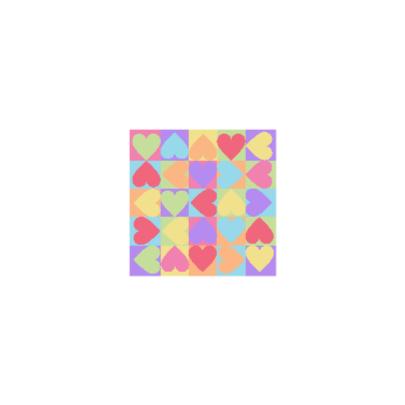 4k Hartjesserie pastel nummer3 2