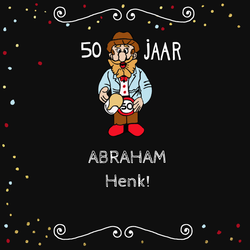 Abrahampop biertje 2