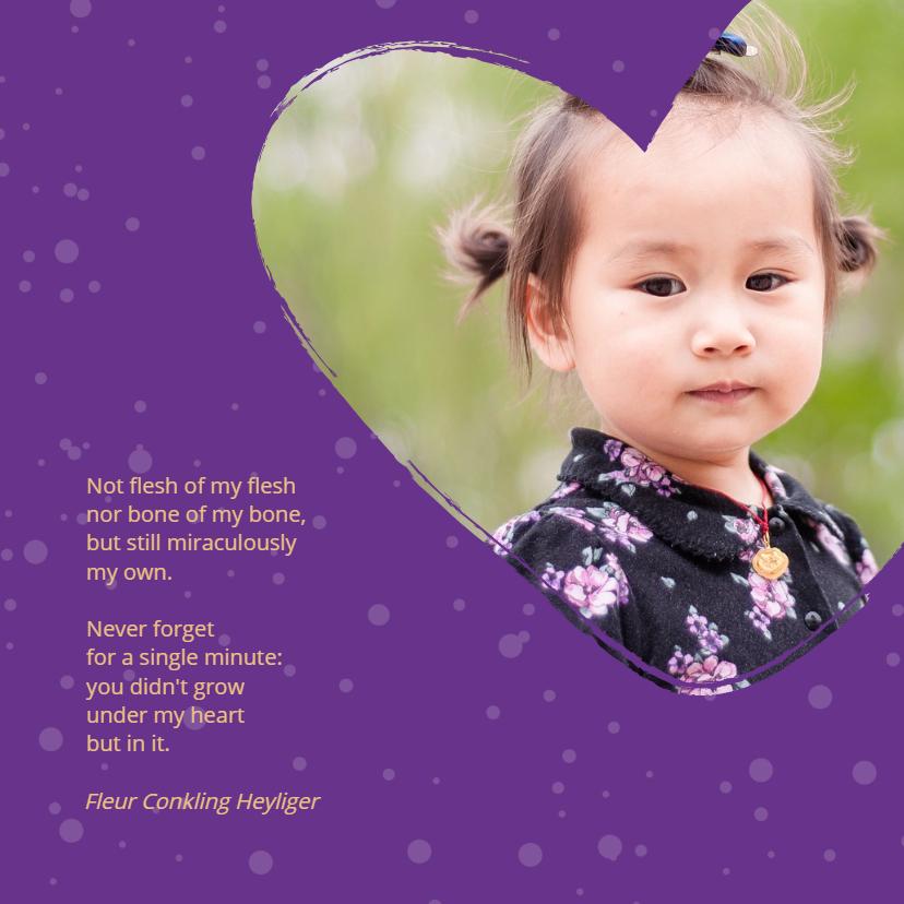 adoptie in mijn hart 2
