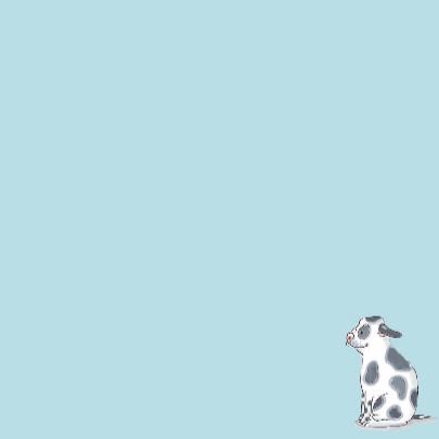 Allemaal honden blauw 3