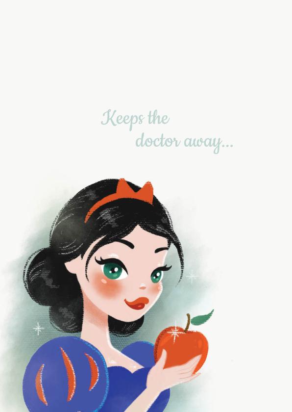 An apple a day... - KO 2