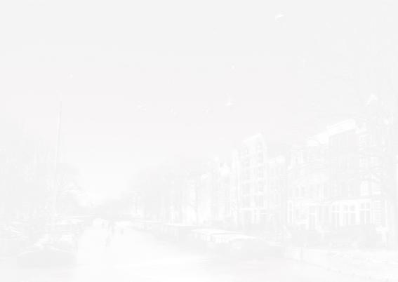Ansichtkaart - Amsterdam  Winter 3