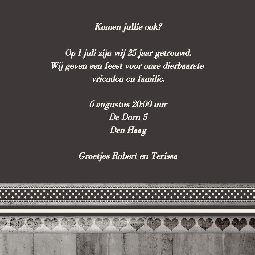 Antraciet Jubileum 25 Jaar - BK 3