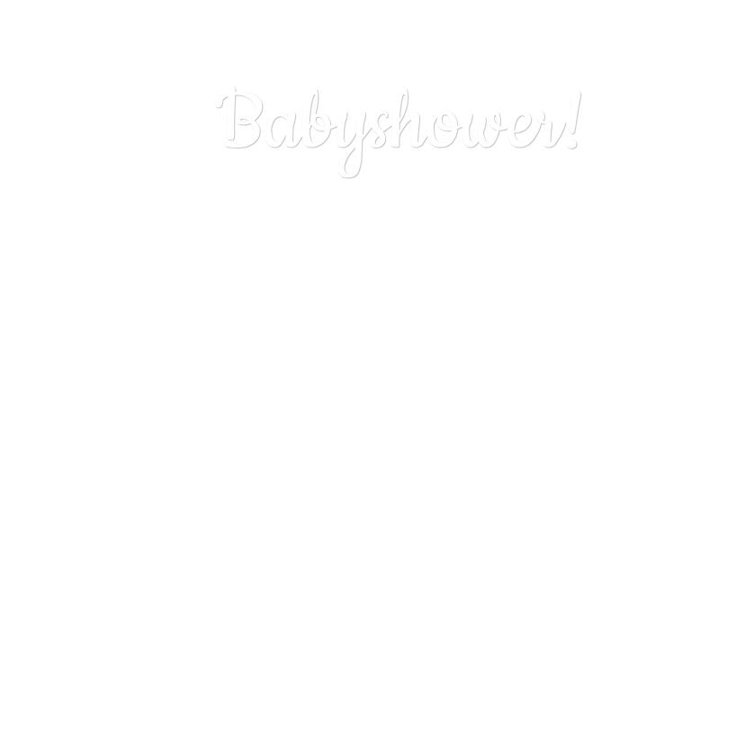 Babyshower Hout Ster 1LS3 3