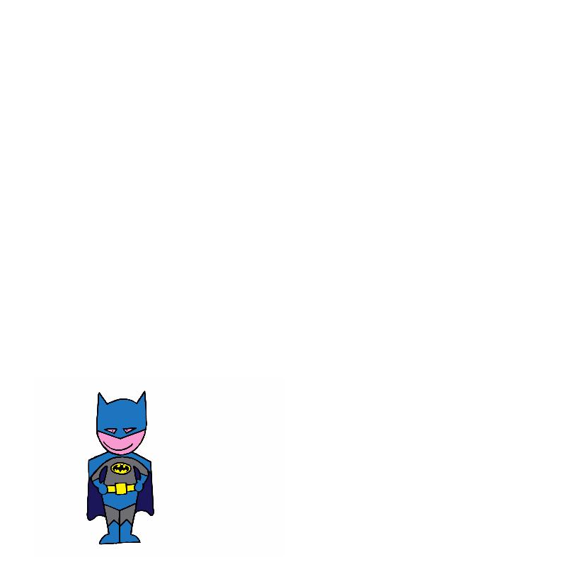 batman is jarig tekst aanpassen 2
