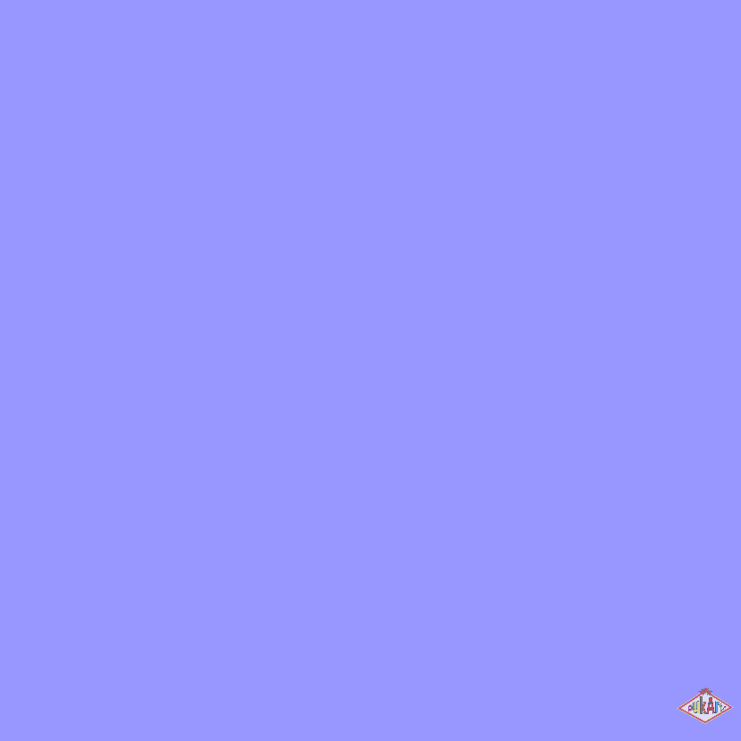 Bedankkaart paarse bloemen PA 3