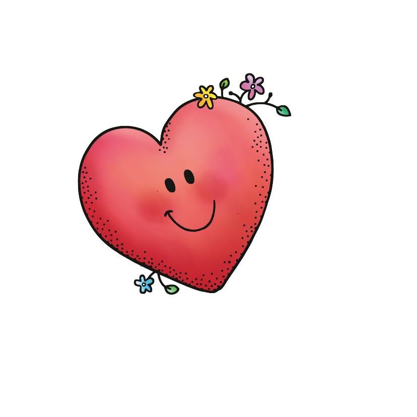 Bedankt hartverwarmend hart 2