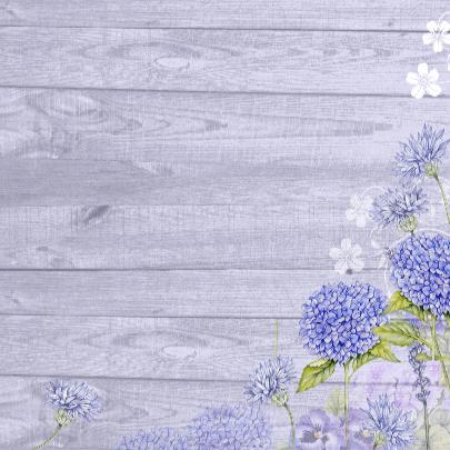 Bedankt tuinsetje bloemen 3