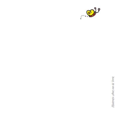 Beestjes in wiegje blauw 2