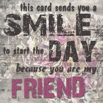 Vriendschap kaarten - Best friend-made4you