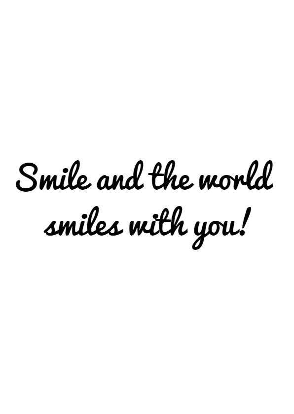 Beterschap BIG SMILE IW  2