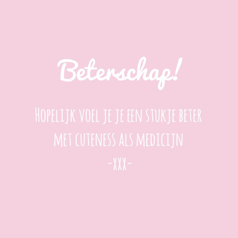 Beterschap - Cup a Cuteness 3