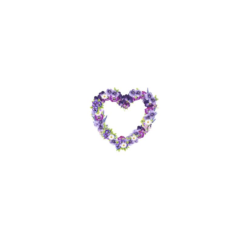Beterschap hart bloemen 2