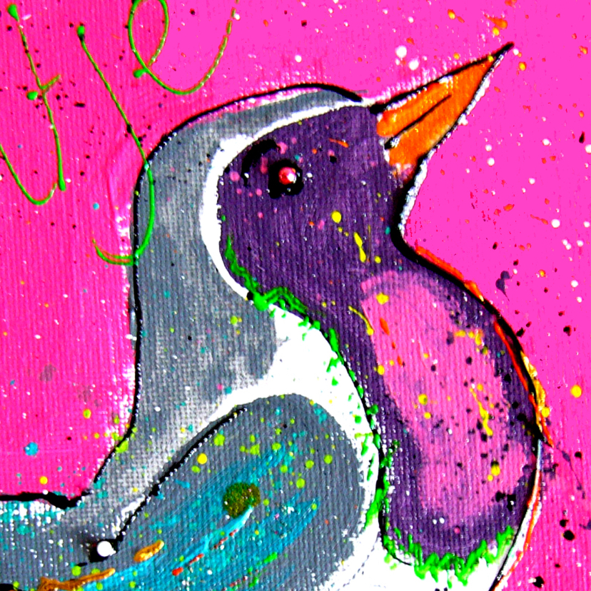 Beterschap vogeltje 2