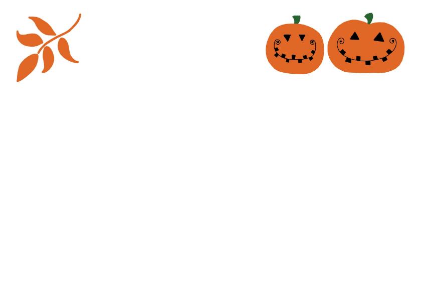Beterschapskaart kat herfst 2