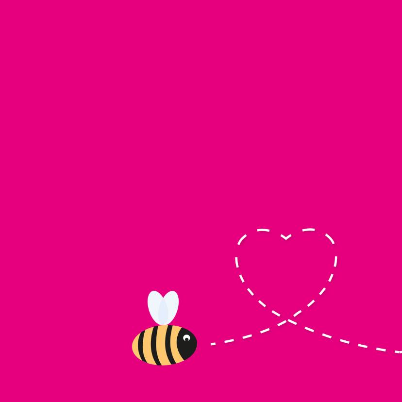 Bijtje vlieg een hartje 2