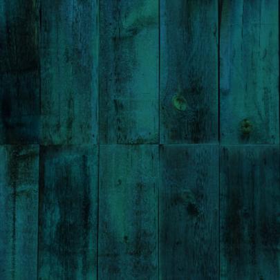 Blauw hout met foto-isf 2