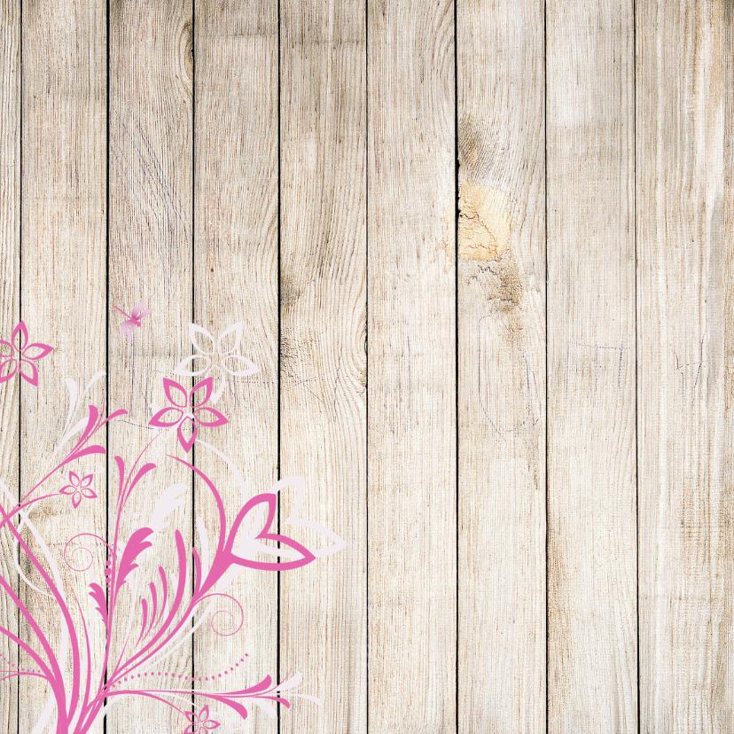 Bloemen, hout en libelle-isf 2
