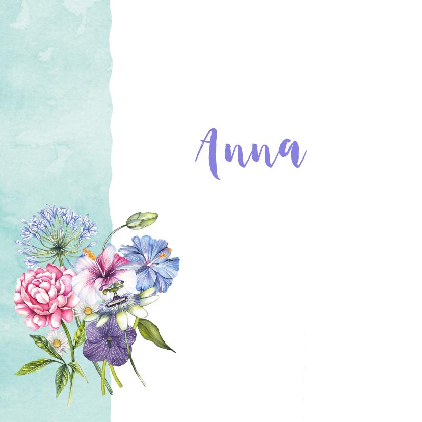 Bloemen kleurrijk 2