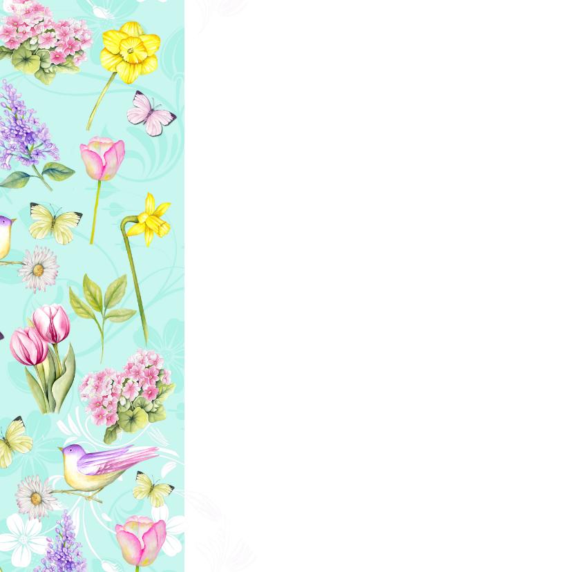 bloemen voorjaar aquarel 2