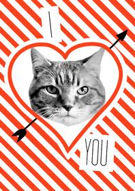 Valentijnskaarten - Brandal love