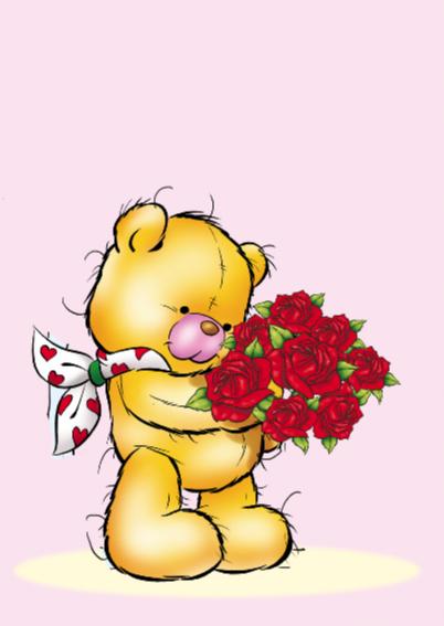 bristy moederdag 2 beer met hart 2