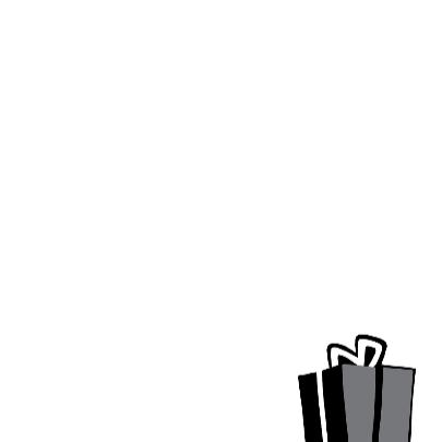 Cadeautjes Zwart-Wit 3