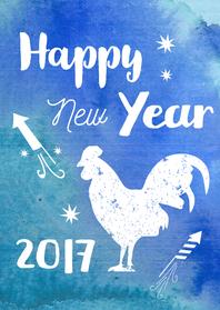 Nieuwjaarskaarten - Chinees nieuwjaar ADG