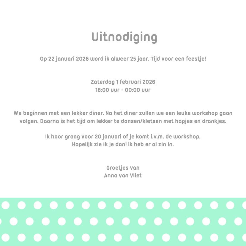 CliniClowns uitnodiging mint- DH 3