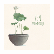 Coachingskaart - Zen Moment - MW
