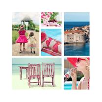 Collage kaart zomervakantie - DH