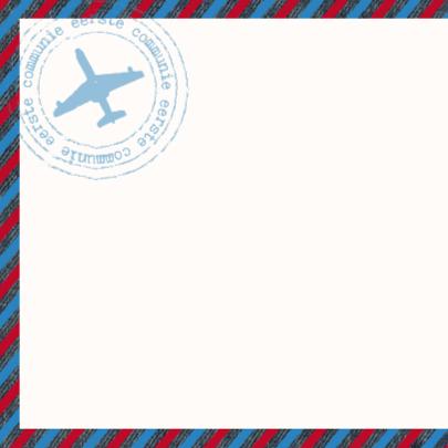 Communie Airmail  2