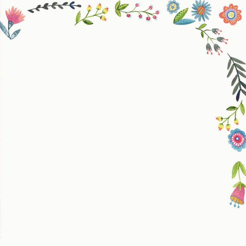 Communie Bloemen Feest 3