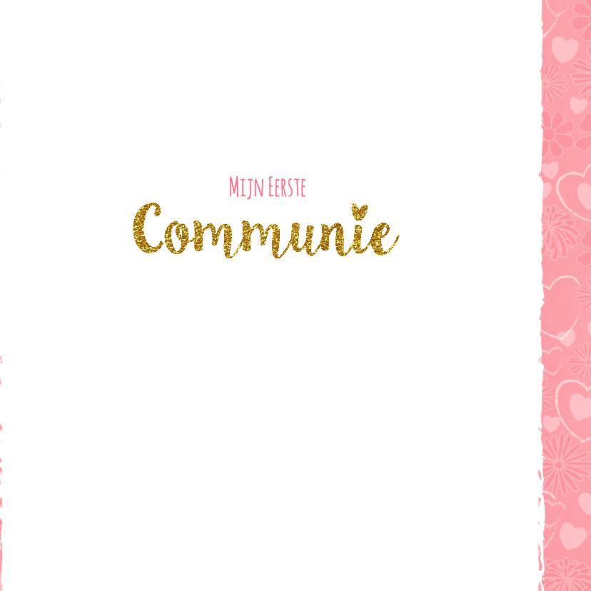 Communie lief en vleugje glamour 3