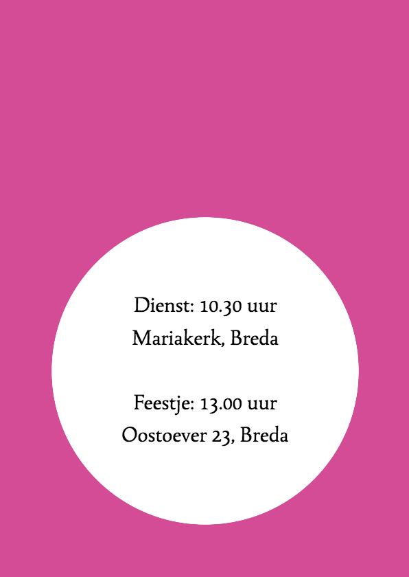 Communiekaart Cover Magazine 3 2