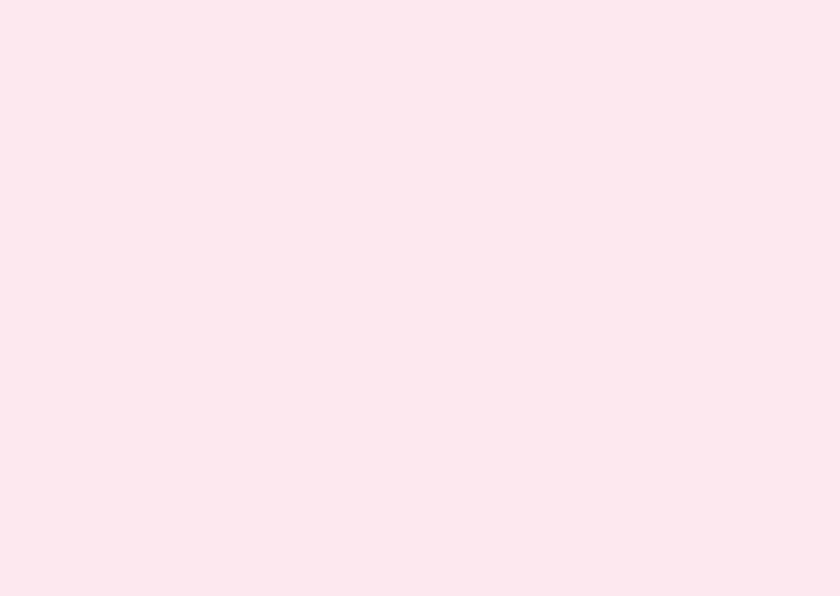 Communiekaart roze golven 3