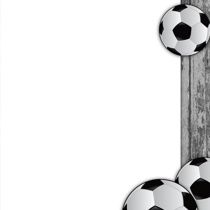 communiekaart vormsel voetbal 3