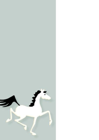 Compliment beste paard van stal 2