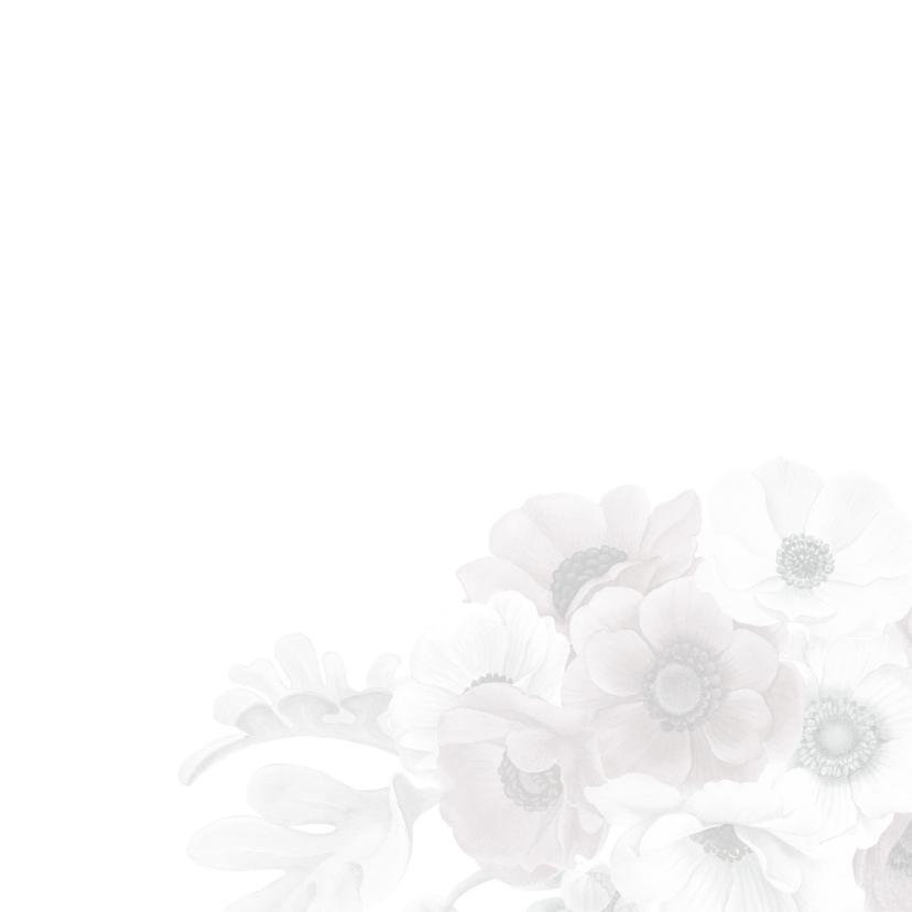 Condoleance anemonen 2