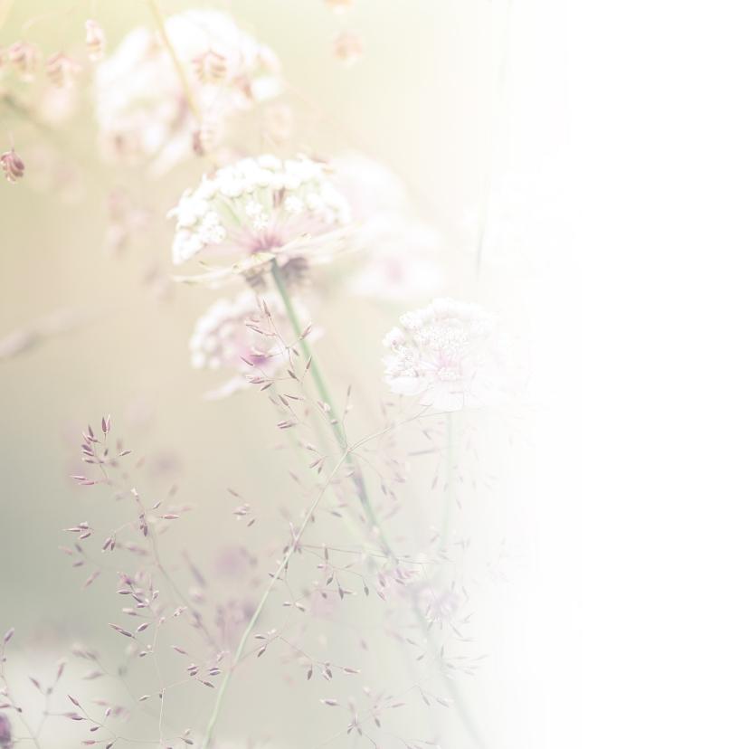 Condoleance - met oprechte deelneming bloemen 2 2