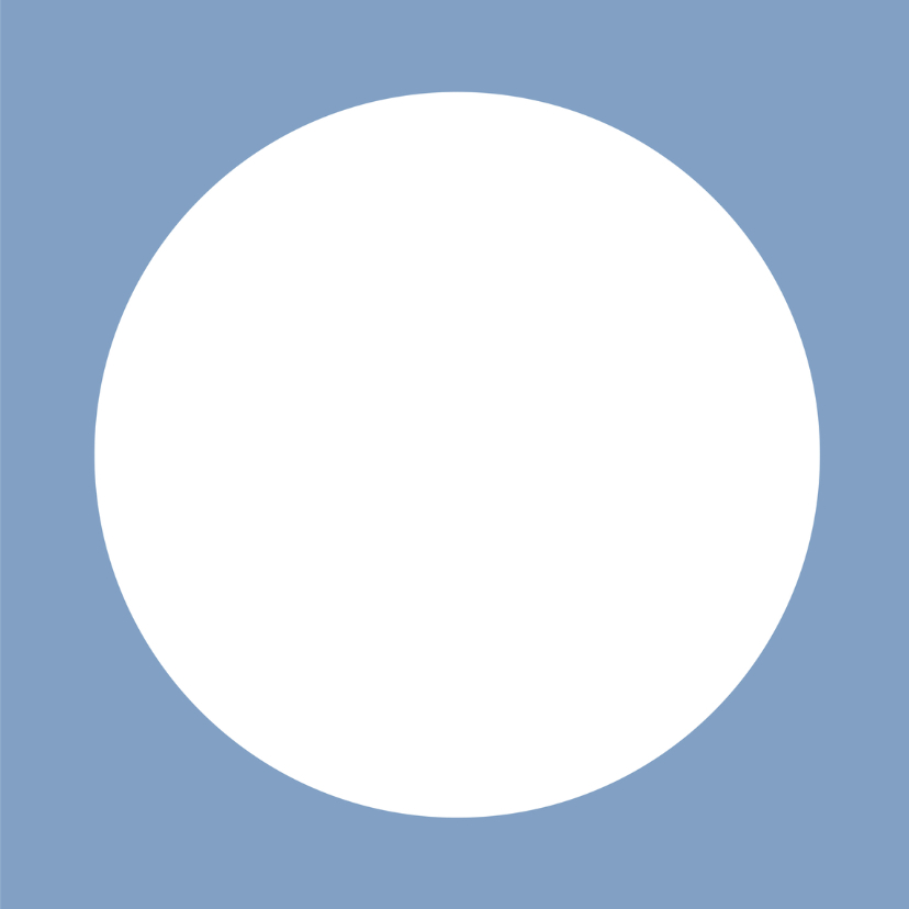 Condoleancekaart Boom Blauw OT 3