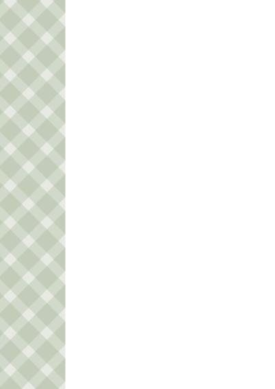 Condoleancekaart grijs groene ruit 2