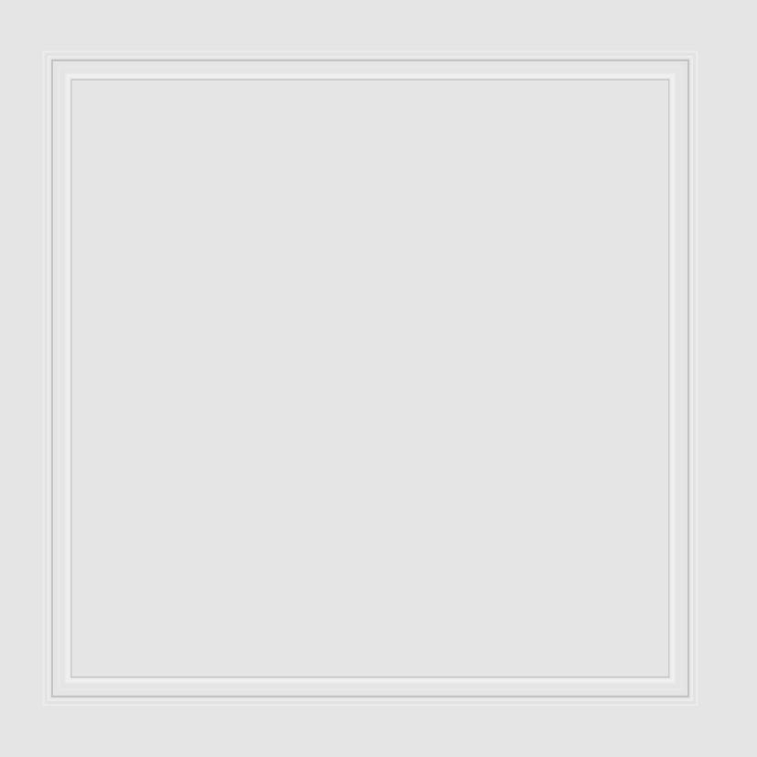 Condoleancekaart, Roos in een grijze lijst 2