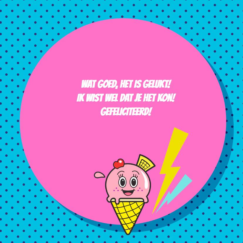 Cool ijsje - TW 3