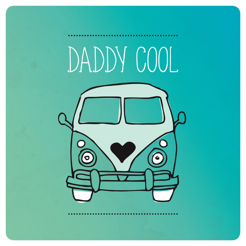 Daddy cool vaderdag oldtimer