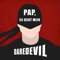 Vaderdag kaarten - Daredevil