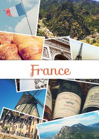 De groeten... France - DH