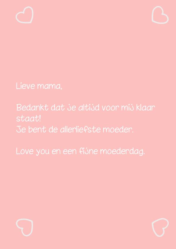 de liefste moeder is de mijne 3